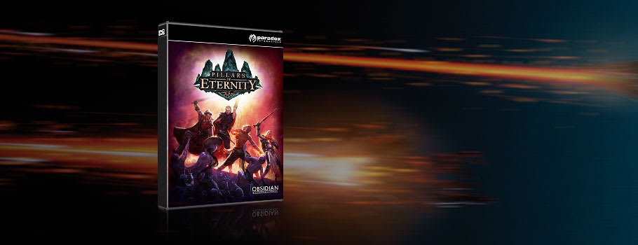 Pillars of Eternity for PC Download - Download Now at GAME.co.uk!