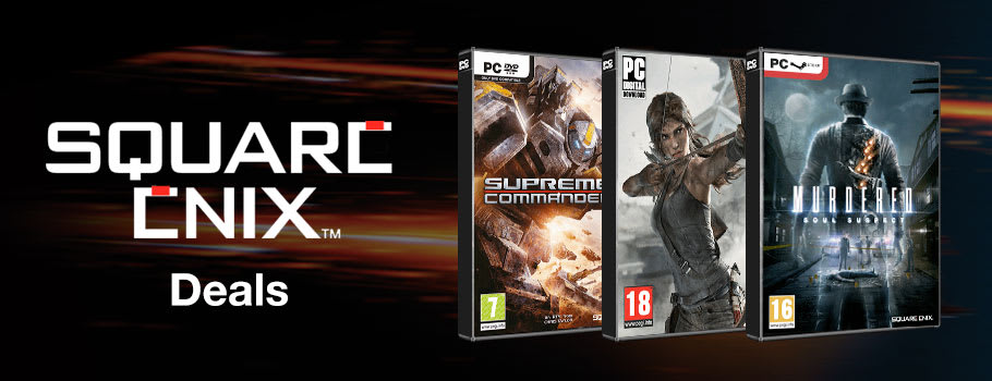 Square Deals for PC Download - Download Now at GAME.co.uk!