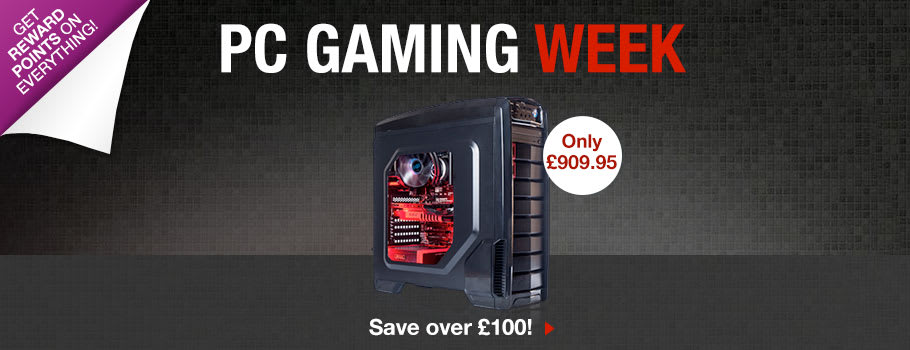 PC Gaming Week - Preorder Now at GAME.co.uk!