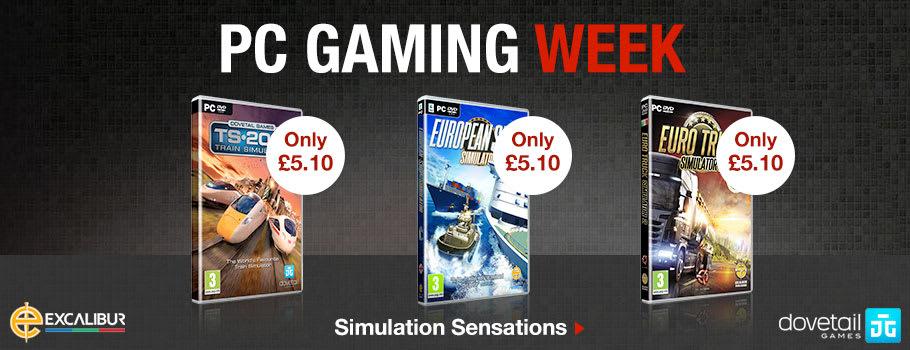 PC Gaming Week - Preorder Now at GAME.co.uk!