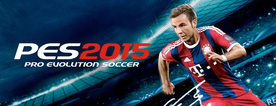 PES 2015 for PlayStation 4 - Preorder Now at GAME.co.uk!
