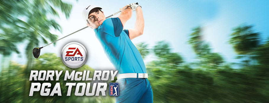 Rory McIlroy PGA Tour for PlayStation 4 - Preorder Now at GAME.co.uk!