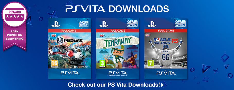New Download Games for PlayStation Network - Download Now at GAME.co.uk!