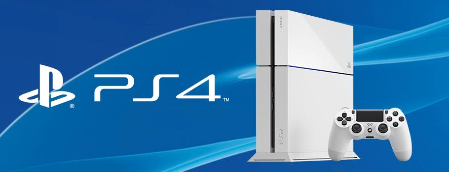 White PS4 Console - Buy Now at GAME.co.uk!