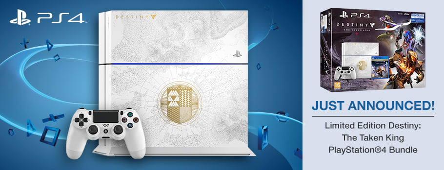 Destiny Taken King PS4 - Download Now at GAME.co.uk!