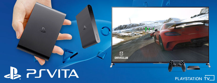 PlayStation TV for PlayStation VITA - Buy Now at GAME.co.uk!