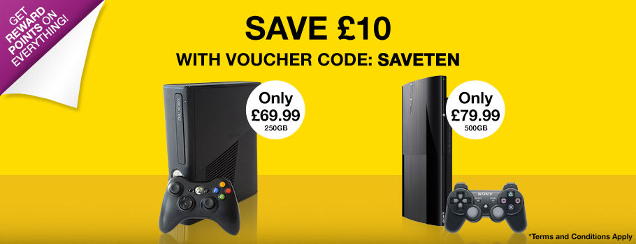 Save £10 on Scuffed Preowned Consoles with voucher - Buy Now at GAME.co.uk!