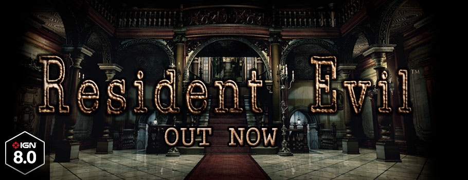 Resident Evil HD for PlayStation Network - Download Now at GAME.co.uk!