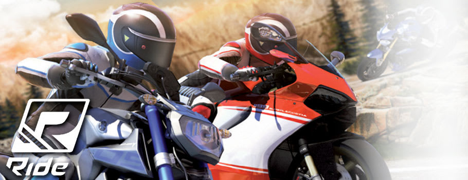 Ride for Xbox 360 - Preorder Now at GAME.co.uk!