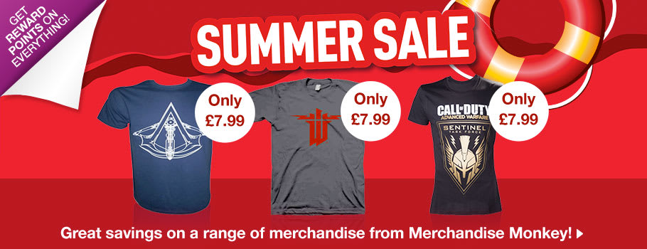 Merchandise Monkey Sale - Buy Now at GAME.co.uk!