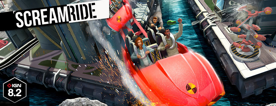 ScreamRide - Buy Now at GAME.co.uk!