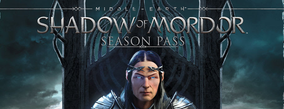 Middle Earth: Shadow of Mordor Season Pass for Xbox LIVE - Downloads at GAME.co.uk!