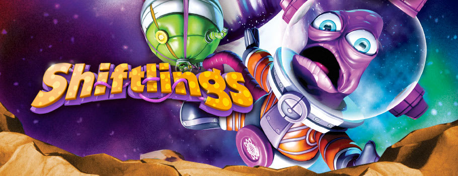 Shiftlings for PlayStation Network - Prepurchase Now at GAME.co.uk!