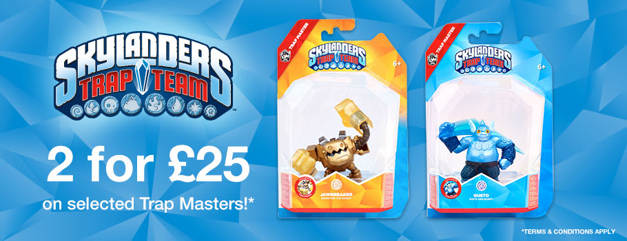 Skylanders 2 for £25 for Nintendo Wii U - Buyw Now at GAME.co.uk!