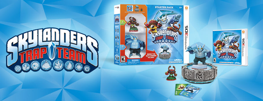 Skylanders Trap Team for Nintendo 3DS - Buy Now at GAME.co.uk!
