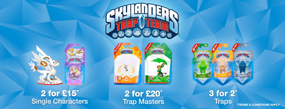 Skylanders offers for PlayStation 3 at GAME.co.uk!