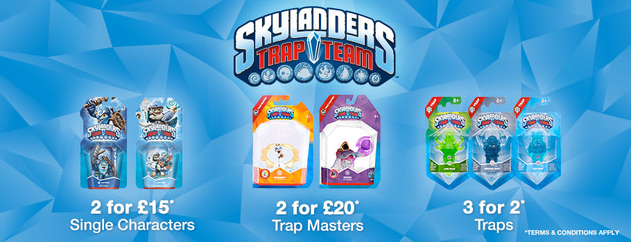 Skylanders Deals- Buy Now at GAME.co.uk!