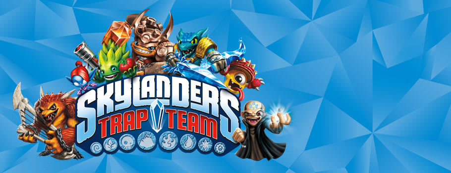 Skylanders Trap Team Starter Pack for Nintendo Wii U - Buy Now at GAME.co.uk!