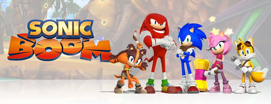 Sonic Boom for Nintendo eShop - Download Now at GAME.co.uk!
