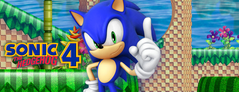 Sonic the Hedgehog 4 for PlayStation 3 - Download Now at GAME.co.uk!