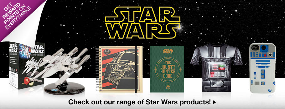 Star Wars Theme Week Games, Accessories and Merchandise - Buy Now at GAME.co.uk!