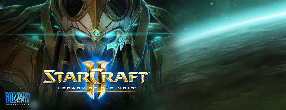 Starcraft: Legacy of the Void for PC - Preorder Now at GAME.co.uk!