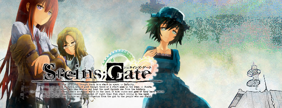Steins Gate for PlayStation 3 - Preorder Now at GAME.co.uk!