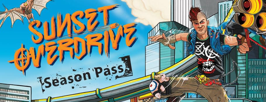 Sunset Overdrive Season Pass for Xbox LIVE - Downloads at GAME.co.uk!