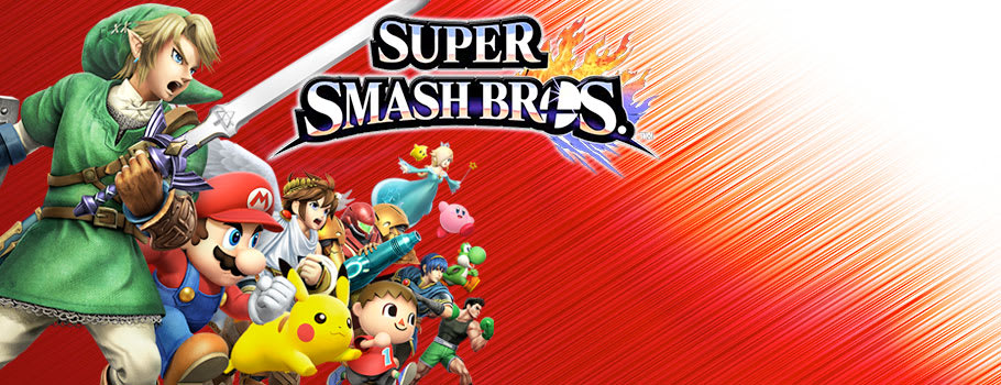 Super Smash Bros. for Nintendo eShop - Download Now at GAME.co.uk!