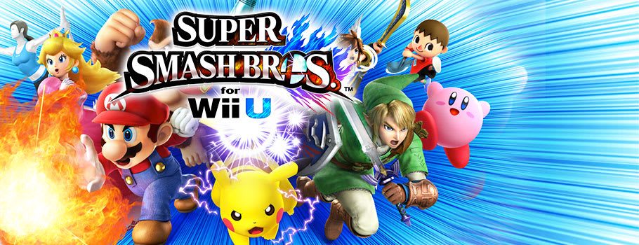 Super Smash Bros. Wii U - Buy Now at GAME.co.uk!