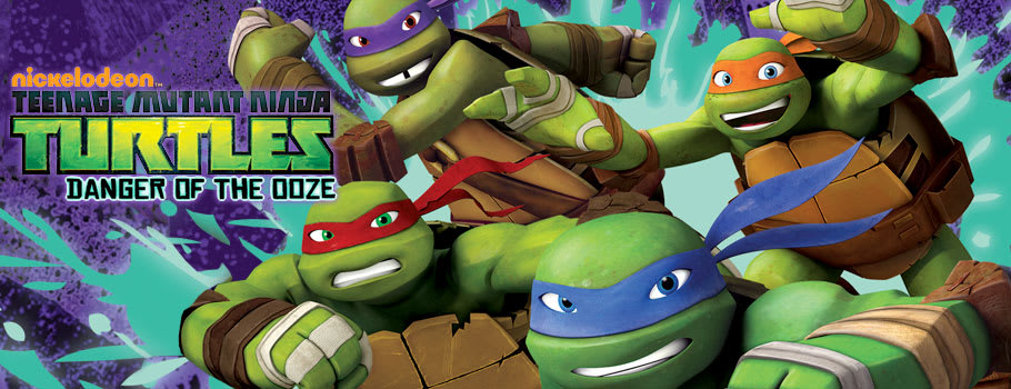 Teenage Mutant Ninja Turtles: Danger Of The Ooze for Nintendo 3DS - Buy  Now at GAME.co.uk!