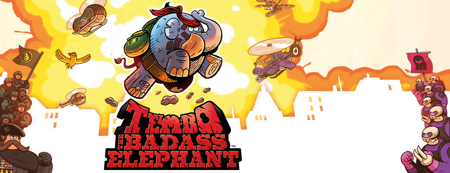 Tembo the Badass Elephant for PlayStation Network - xx Now at GAME.co.uk!