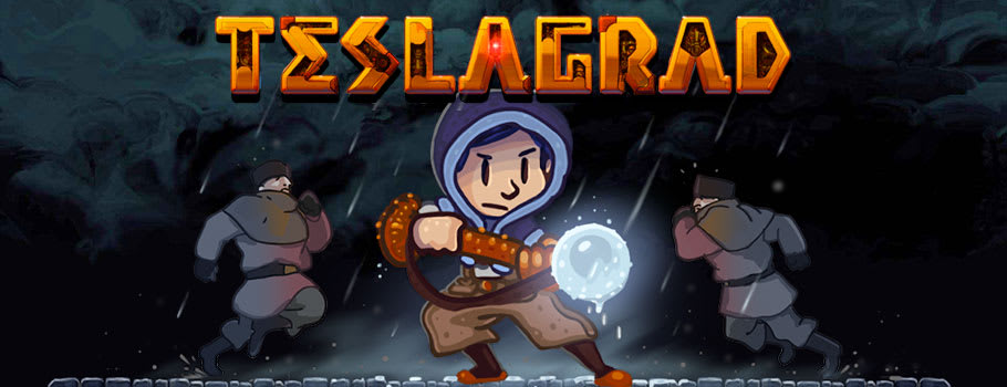 Teslagrad for PlayStation VITA - Preorder Now at GAME.co.uk!