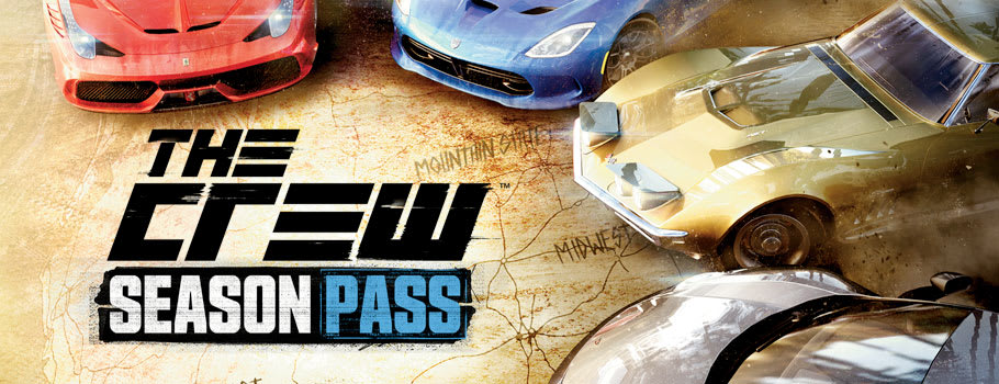 The Crew Season Pass for Xbox Live - Download Now at GAME.co.uk!