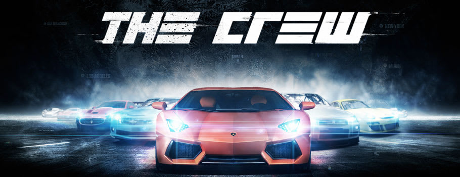 The Crew for Xbox 360 - Buy Now at GAME.co.uk!