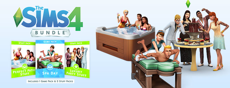 The Sims 4 Bundle Pack for PC Download - Download Now at GAME.co.uk!