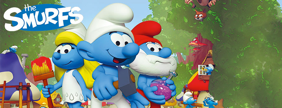 The Smurfs for Nintendo 3DS - Preorder Now at GAME.co.uk!