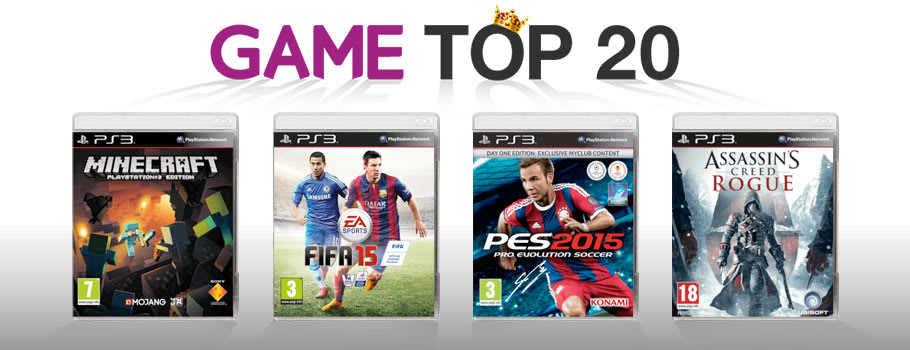 PlayStation 3 Top 20 Games - Buy Now at GAME.co.uk!