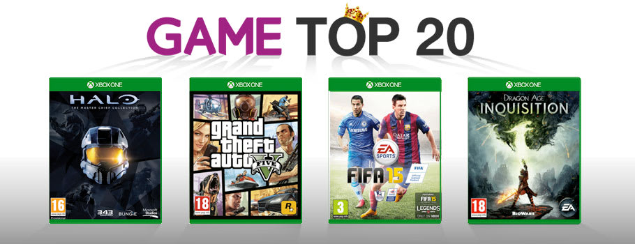 Xbox One Top 20 Games - Buy Now at GAME.co.uk!