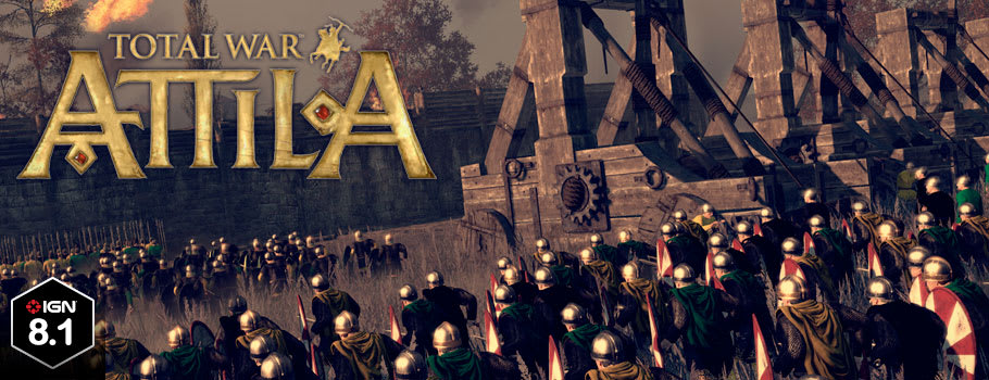 Total War: ATTILA for PC - Preorder Now at GAME.co.uk!