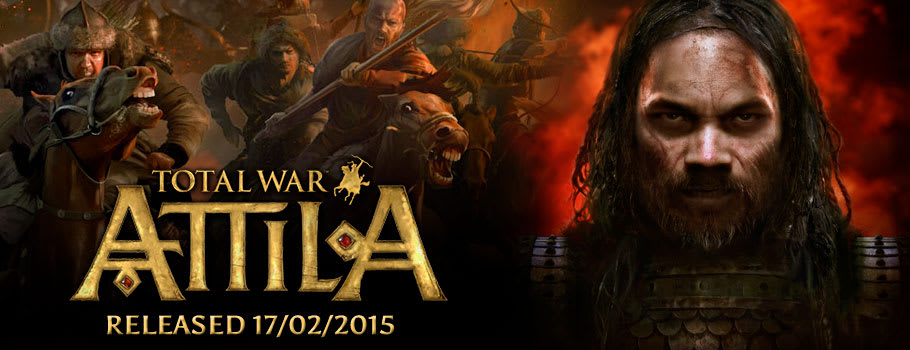 Total War Attila for PC Download - Download Now at GAME.co.uk!