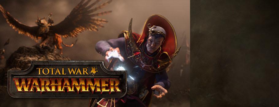 Total War Warhammer - Preorder Now at GAME.co.uk!