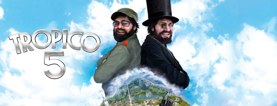 Tropico 5: Game of the Year Edition for PC - Preorder Now at GAME.co.uk!