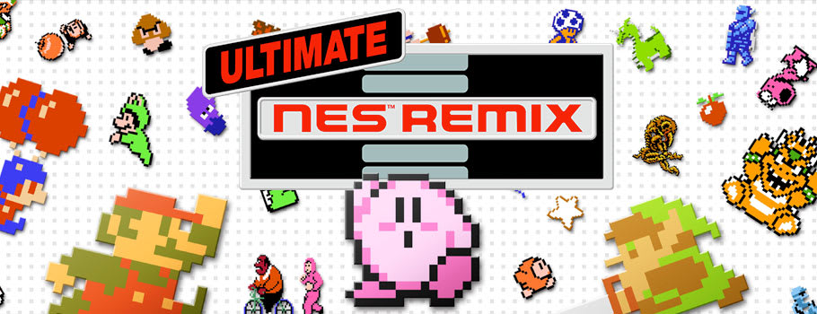 Ultimate NES Remix for Nintendo 3DS - Buy Now at GAME.co.uk!