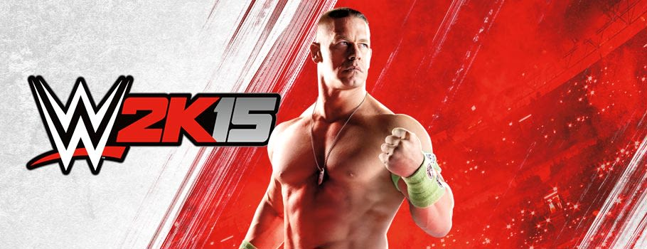 WWE 2K15 for Xbox One - Buy Now at GAME.co.uk!