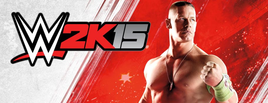 WWE 2k15 for Xbox 360 - Preorder Now at GAME.co.uk!
