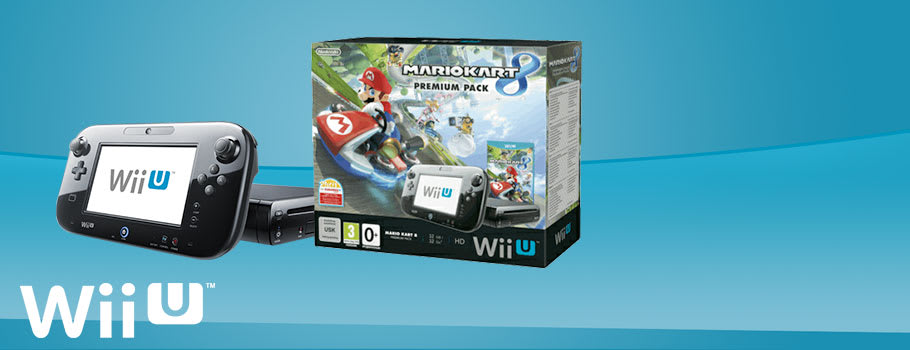Console Bundles for Wii U - Buy Now at GAME.co.uk!