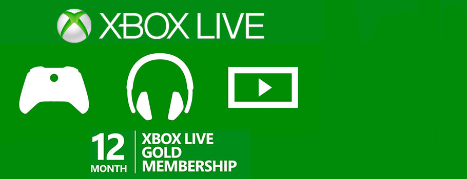 Xbox Live Games with Gold - Download Now at GAME.co.uk!