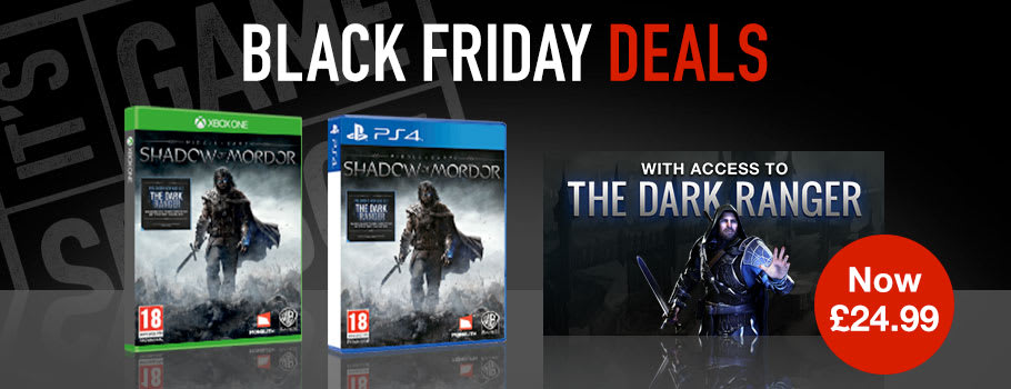 TV Deals - Preorder Now at GAME.co.uk