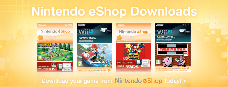 Nintendo eShop for GAME Junior - Buy Now at GAME.co.uk!